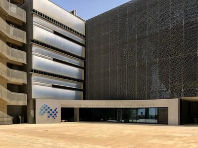 Mohamed bin Zayed University of Artificial Intelligence (MBZUAI) campus in Abu Dhabi, United Arab Emirates